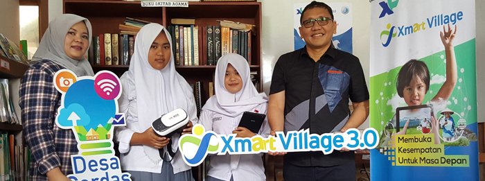 Photo of XL Xmart Village 3.0  Standar Baru Membangun Desa Digital di Indonesia