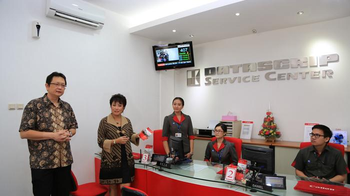 Photo of Datascrip  Resmikan Service Center  di Manado