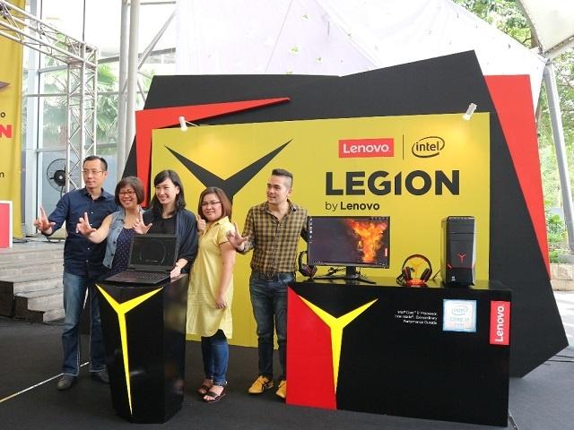 Photo of Legion by Lenovo Jadi Sub-Brand Gaming Terbaru di Indonesia