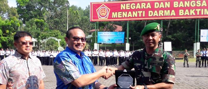 Photo of XL Axiata dan Mitra Gembleng Leadership 225 Mahasiswa AKMIL