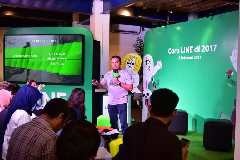 Photo of Jadi Pelopor Smart Portal, LINE Genjot Ekosistem Digital