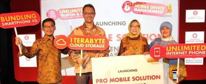 Photo of Indosat Ooredoo Luncurkan Pro Mobile Solution, Paket Komunikasi Bisnis Pertama di Indonesia