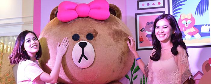 Photo of LINE Ajak Pengguna di Indonesia Berkenalan dengan Karakter Terbaru Choco, Adik Perempuan Brown