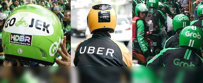 Photo of Ini Reaksi Gojek, Grab, dan Uber Tanggapi Revisi Permenhub