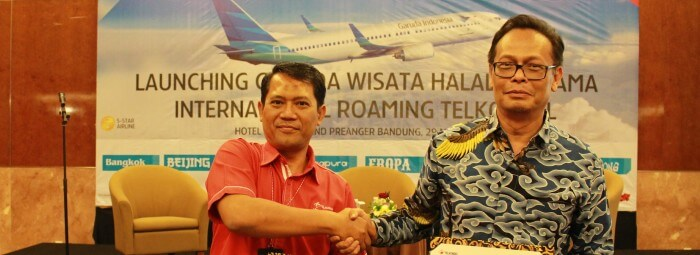 Photo of Telkomsel Hadirkan Paket Bundling International Roaming Garuda Wisata Halal