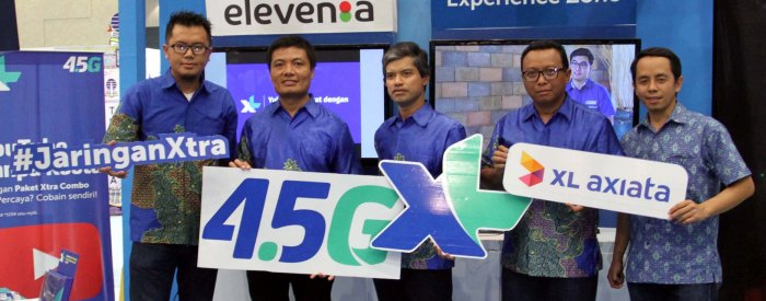 Photo of XL Axiata Hadirkan 4G LTE di Samarinda dan Balikpapan