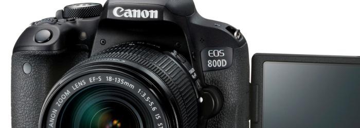 Photo of Canon EOS 77D dan EOS 800D Resmi Hadir di Indonesia