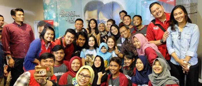 Photo of Telkomsel Ajak Pelanggan Nonton Bareng dan Jumpa Artis SKUT