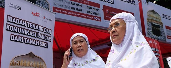 Photo of Telkomsel Hadirkan Posko Siaga Haji di Jakarta dan Bekasi