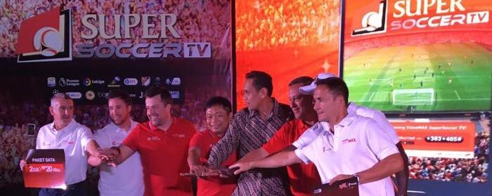 Photo of Paket VideoMAX SuperSoccer TV Hadirkan Live Streaming Liga Terbaik Dunia