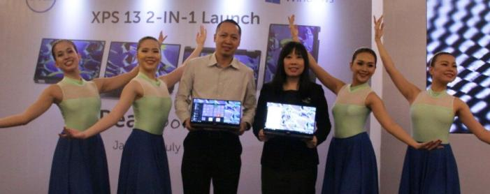 Photo of Dell Rilis Laptop 13 Inci 2-in-1 Terkecil di Dunia di Indonesia