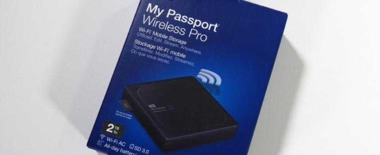 Photo of Western Digital MY PASSPORT WIRELESS PRO Hadir Di Indonesia