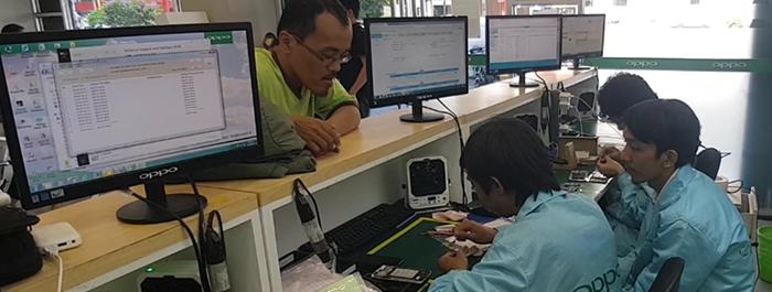 Photo of Cuma satu Jam saja OPPO Service Center memperbaiki Henpon Kamu yang Bermasalah