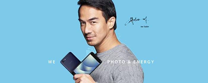 Photo of Joe Taslim Punya Pasangan Baru ZenFone 4 Max Pro sebagai asisten pribadi