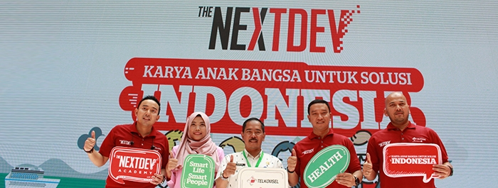 Photo of The NextDev Competition di Bandung Sukses Menarik Minat Para Digiprenuership