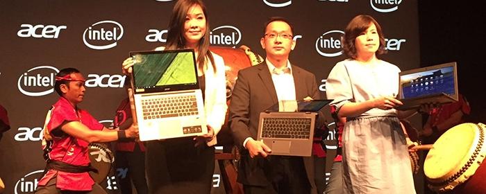 Photo of Acer Luncurkan Notebook Pertama di Indonesia dengan Prosesor Intel Core Generasi ke-8