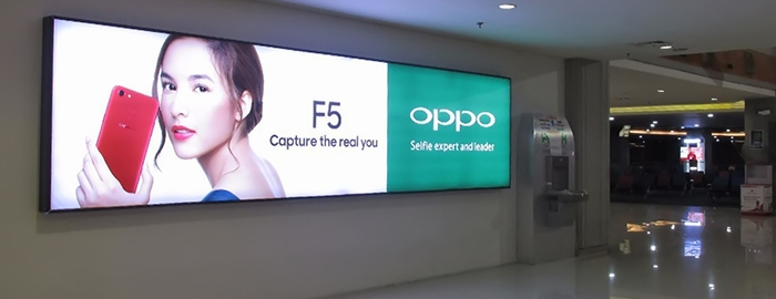 "Photo of Chelsea Islan Sebagai Persona OPPO F5 dengan Tagar F5 "" Capture The Real You """