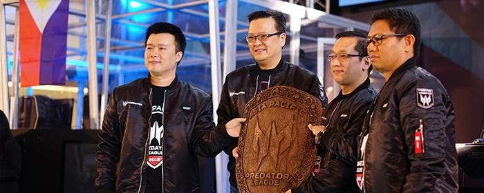 Photo of Grand Final APAC Predator League 2018 Digelar di Indonesia yang merupakan terbesar di Asia Pasifik