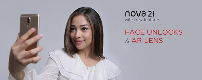 Photo of Huawei Nova 2i Hadirkan 'Face Unlock' dan 'AR Lens' untuk Fitur Aman dan lucu Lucuan