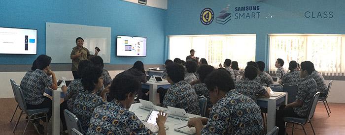 Photo of Melalui Smart Learning Class, Samsung Bantu Generasi Z Menggapai Mimpi untukmenguasai teknologi terkini