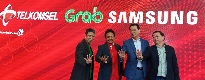 Photo of Kerjasama Grab, Samsung, Telkomsel, dan Erafone buat program kepemilikan henpon cerdas khusus untuk mitra pengemudi