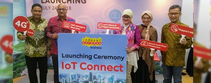 Photo of Indosat Ooredoo Business Luncurkan IoT Connect, Inovasi Koneksi untuk Internet of Things (IoT)
