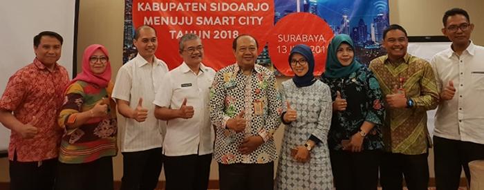 Photo of Indosat Ooredoo Business Implementasi Smart City di Kabupaten Sidoarjo
