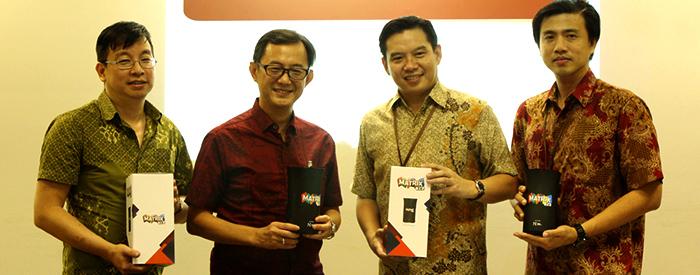 Photo of Net1 Indonesia kerjasama dengan Matrix TV agar bisa menikmati layanan 4G LTE dan siaran televisi bersama