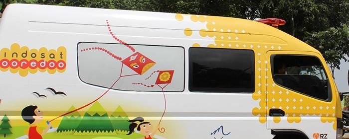 Photo of Mobil Klinik Indosat Ooredoo Berikan Pengobatan Gratis bagi Korban Gempa Lombok