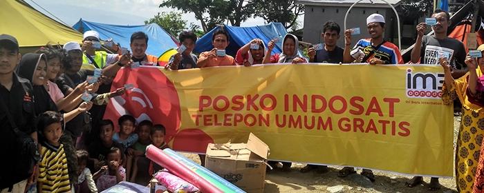 Photo of Jaringan Pulih Lebih dari 90%, Indosat Ooredoo Layani Masyarakat Palu dan Donggala