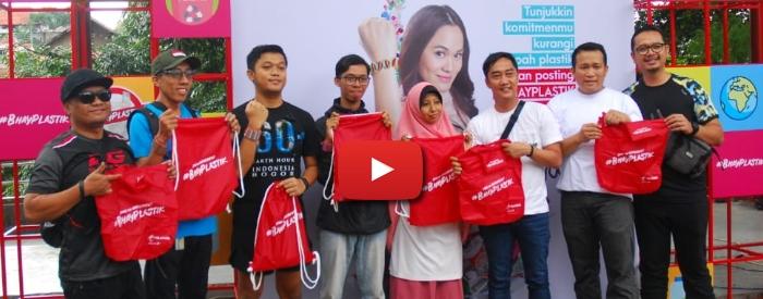 Photo of Inisiasi #BhayPlastik,Telkomsel Ajak Masyarakat Bijak Pakai Plastik