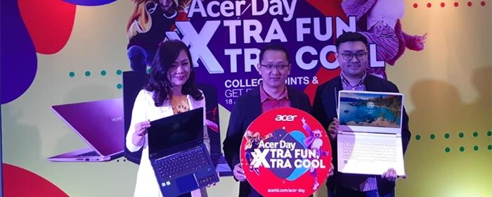 Photo of Acer Day 2019 Kembali Menggebrak Jakarta, Saatnya Miliki Laptop Idaman serta Menangkan Trip ke Korea dan 2220 Hadiah Sensasional Lainnya