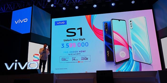 """Photo of vivo S1 Resmi Meluncur di Indonesia dengan mengusung tagline """"Unlock Your Style"""""""