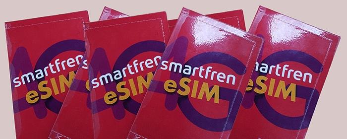 Photo of Smartfren menjadi Operator Pertama di Indonesia Hadirkan Aplikasikan Teknologi eSIM