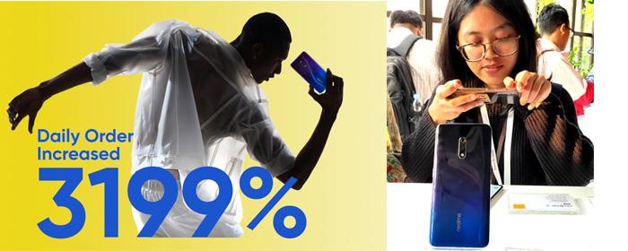 Photo of Realme X Menjadi Smartphone  dengan Penjualan Tercepat Di Shopee & realme Raih 10 Juta Fans Hanya Dalam Waktu Setahun