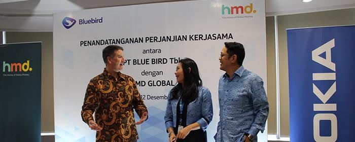 Photo of Kolaborasi HMD Global dengan Bluebird Group hadirkan pengalaman mobile terkini bagi para pengemudi dan konsumen dengan smartphone Nokia