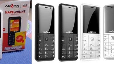 Photo of Hape Online dari ADVAN Feature Phone  4G Terjangkau dengan fitur kekinian