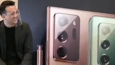 Photo of CEO Wahyoo, Peter Shearer Berbagi Pengalaman Produktivitas Dengan Samsung Galaxy Note20 Series